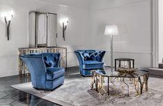 Saki Armchair by Longhi - Via Designresource.co