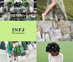 As the rarest type in the population, INFJs tend have very contradicting personality traits such as wanting to be noticed but hating attention, or having a logically oriented mindset but disregarding logic in situations where their intuition tells them something different. A difficulty many INFJs struggle with is balancing their contrasting personas. Highly perceptive of people's feelings, INFJS are very attentive and empathetic listeners who enjoy helping others realize their potential.