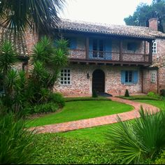 Casa Feliz in Winter Park. First choice for the ceremony/reception