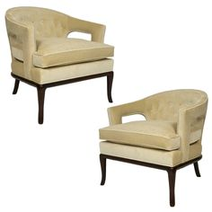 1stdibs - Pair of Erwin Lambeth Lounge Chairs explore items from 1,700  global dealers at 1stdibs.com