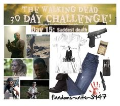 Day 15: (Season 1-5 spoilers) Everybody in the set by fandoms-unite-3947 on Polyvore featuring James Jeans, Marc by Marc Jacobs and Coleman