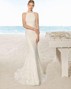 a6141d645b44d Aire Barcelona Wedding Dresses: Collections 2018 – Mariea Greaves Aire  Barcelona Wedding Dresses: Collections 2018 Aire Barcelona Wedding Dresses:  ...
