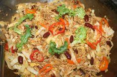 Taco Chicken Fried Rice--Taco鸡肉炒饭