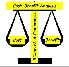 Cathy Thinking Out Loud: Cost-Benefit Analysis: Attending @BConnectedConfer...