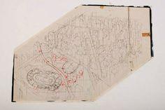 city plan cel animation sketch drawing technical  japan rough map akira