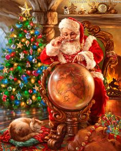 1306 - Santas Joy Around the World.jpg | Gelsinger Licensing Group