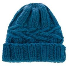 aa5741bca97a3 Pia Rossini Women's Double Layer Knit Hat with Faux Fur Trim and Pom ...