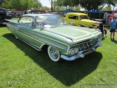 1959 Chevy Bel Air ~ August 2012 Good Guys Rod and Custom Show