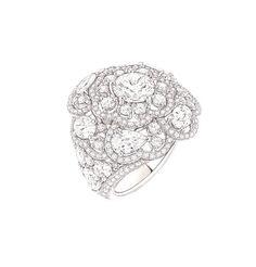Camélia Exquis Ring