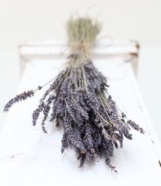 Dried Organic Lavender Bundle $18.00 Nothing say French Country like lavender!