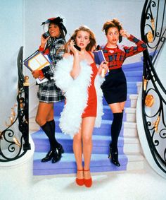 3 Clueless Halloween Costumes That Cher Horowitz Would Approve Of ahnungslos cher alaia party outfit Clueless Fashion, Clueless Outfits, 2000s Fashion, Clueless 1995, Fashion Movies, Cher Clueless Costume, Clueless Halloween Costume, Cher From Clueless, Madonna 80s