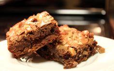Delicious, Decadent, Chocolate Fudge Brownies
