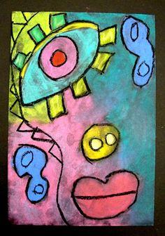 Artsonia Art Museum :: Artwork by kate160
