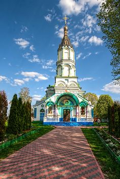 Church of St. Illya, Chernobyl, Ukraine