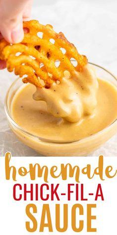 Copycat Chick Fil A Sauce Recipe, Copycat Recipes, Sauce Recipes, Cooking Recipes, Fondue Recipes, Chicken Recipes, Dip Recipes, Chick Fil A Cookie Recipe, Baked Chicken