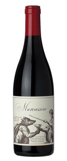 2007 Marcassin Marcassin Vineyard, Pinot Noir, Sonoma Coast. R-99