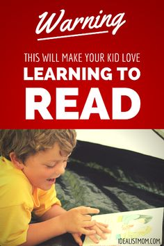 How to Get Reluctant Readers Excited About Learning New Words Kids Reading, Reading Skills, Teaching Reading, Fun Learning, Teaching Kids, Learning How To Read, Reading Practice, Reading Resources, Reading Activities