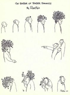 Shel Silverstein: The Thinker of Tender Thoughts