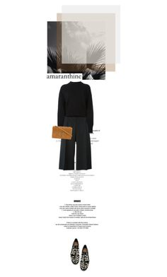 """""""Amaranthine"""" by farahhind ❤ liked on Polyvore featuring StyleNanda, Alexander McQueen, Jil Sander, Yves Saint Laurent and Coliàc Martina Grasselli"""