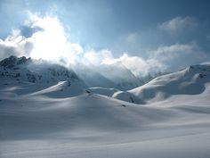 Snow time . . .