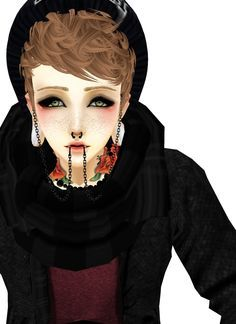 imvu emo guy - Google Search