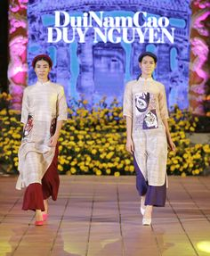 Silk Festival HoiAn 2017. Dem Lua Phuong Dong. Designer : Duy Nguyen Photo : Huy Anh