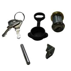 Fits Ifor Williams Full Package Plus Four Keys Avonride Type Hitch Lock
