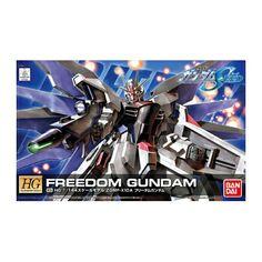 FREEDOM GUNDAM. Price:477.41 THB. Model series:HG GUNDAM SEED. Scale:1/144
