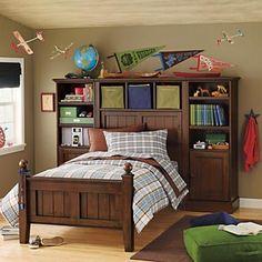 Great Boy's Bedroom