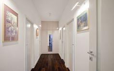 Apartament na Żoliborzu, City Apartments, 114m2 - projekty wnętrz - Warszawa…