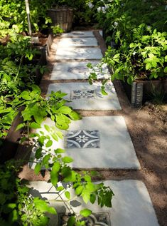 gjut egna trädgårdsplattor i betong