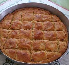 Pizza Tarts, Greek Cooking, Savory Tart, Greek Recipes, Dessert Recipes, Desserts, Bakery, Food And Drink, Appetizers