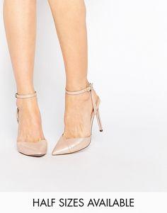 52edb63e1b5 ASOS PAVILLION Pointed High Heels at asos.com · Nude ShoesShoes ...