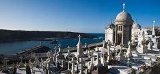 CEMENTERIO DE LUARCA: ruta de cementerios españoles con encanto