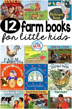 Here are my favorite farm books for preschool and kindergarten students. Farm Crafts & Activities Help the pigs on the farm find their tails in the mud! Kindergarten Books, Preschool Books, Preschool Printables, Preschool Farm, Farm Kids, September Preschool, Preschool Music, Preschool Curriculum, Preschool Themes