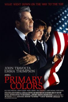 Primary Colors was his second presidential film having also appeared in Oliver Stone's Nixon (1995). Description from filmous.com. I searched for this on bing.com/images