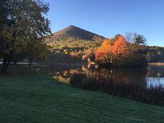 Fall | Peaks of Otter Lodge | Blue Ridge Parkway | VA