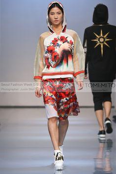 Seoul Fashion Week Spring 2015: Yohanix