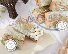 环游世界世界地图糖盒 创意喜糖盒 个性喜糖盒 TH031欧式糖盒-淘宝网