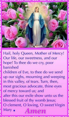 Let's open our hearts to Our Blessed Mother who loves each and everyone of Her children! Mother Of Christ, Blessed Mother Mary, Blessed Virgin Mary, Fatima Prayer, Prayer Quotes, Bible Quotes, Catholic Gentleman, Proverbs 31 Ministries, Personal Prayer