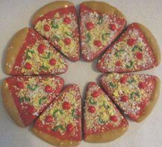 pizza dog treats