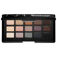 New at #Sephora: NARS The NARSissist Eyeshadow Palette #makeup #eyeshadow #palettes