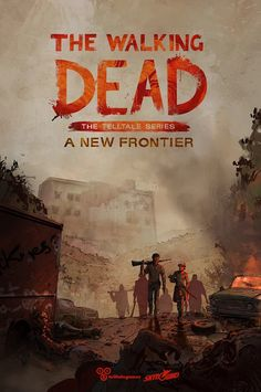'The Walking Dead: The Telltale Series - A New Frontier' Premieres This November…