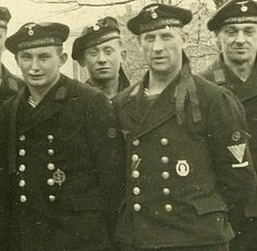 Image result for German ww2 sailor with minesweeper badge