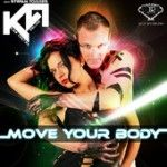 Kriss Carter & Adeline - Move Your Body - (Official Video)