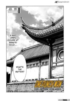ONEPUNCH-MAN CHAPTER 71 read it first at mangafreak.net #manga #mangafreak