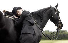 Equestrian Fashion ~ Richard Phibbs  http://www.richardphibbs.com