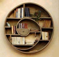 sugestões para guardar seus livros