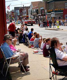 Bay View parade