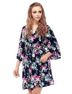 Skyfitting Women's Kimono Robe, Short Length Soft Cotton ... http://www.amazon.com/dp/B017T5I00U/ref=cm_sw_r_pi_dp_.xKgxb0PCW2C8